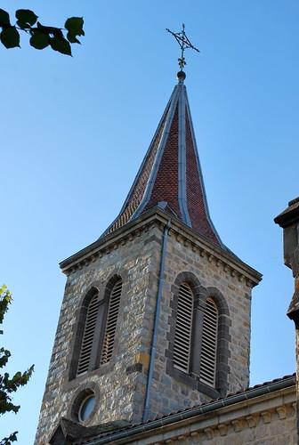 Saint-Martin-de-Boisy (42) : église Saint-Martin