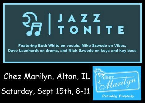 Jazz Tonight Beth White 9-15-18