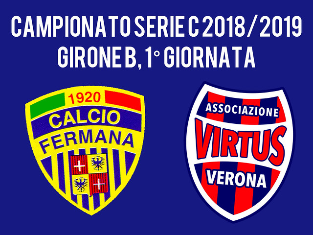 Fermana - Virtus Verona 2-0 FINALE