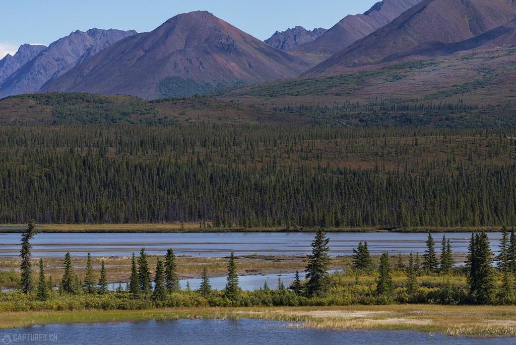 Susitna river - Alaska