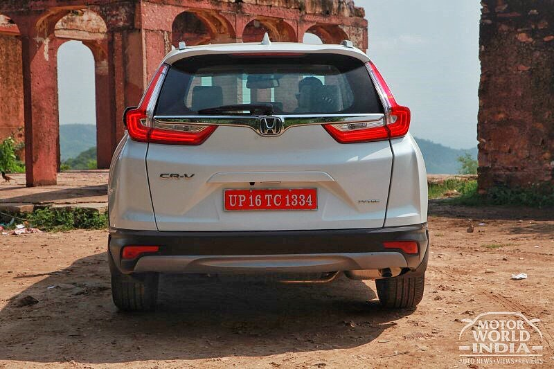 2018 Honda CR-V AWD
