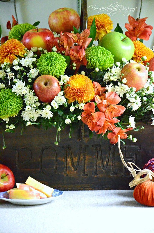 Fall Apple Arrangement-Housepitality Designs-2