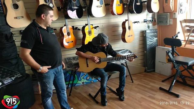Φαρχαντ - κιθάρα - AMPA