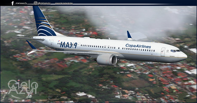 Copa Airlines (HP-9901CMP) v2.0