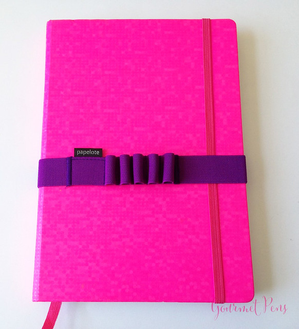Papelote A5 Notebook Strap @BureauDirect 1