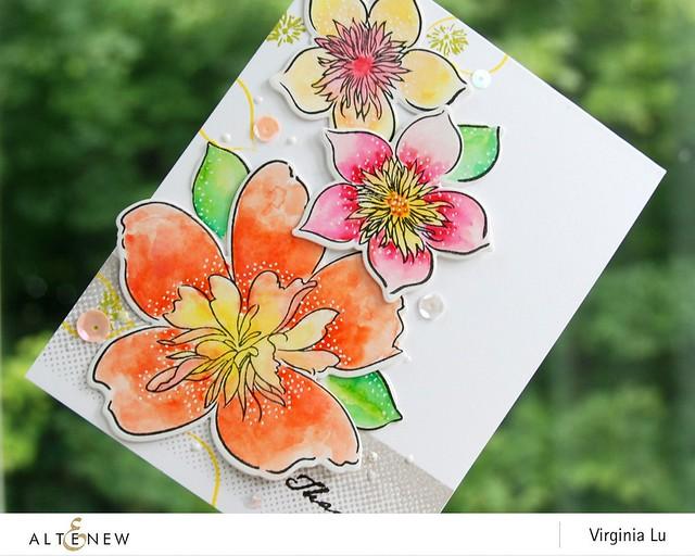 Altenew-FloralArt-Virginia#3