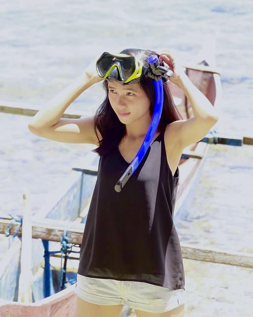 @instagram_JKT48 : [2] From jkt48rachel: Gaya gayaan snorkeling padahal udah keling WKWKWK 😅 . . . . . See u nanti di theater 👋 https://t.co/wKZhRI2JmB https://t.co/e34rl8nyFu