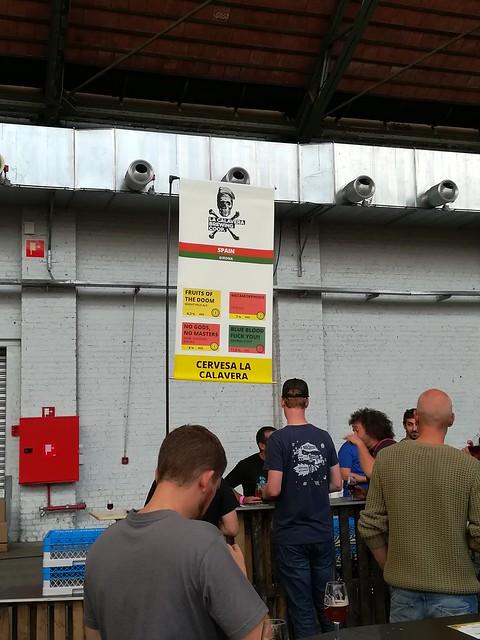 BXL Beer Fest (Festival de la cerveza en Bruselas)  - 29324826587 51451eb494 z - ¿Alguien dijo cerveza? BXL Beer Festival 2018
