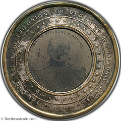 Ellis and Read Perpetual Calendar Medal obverse