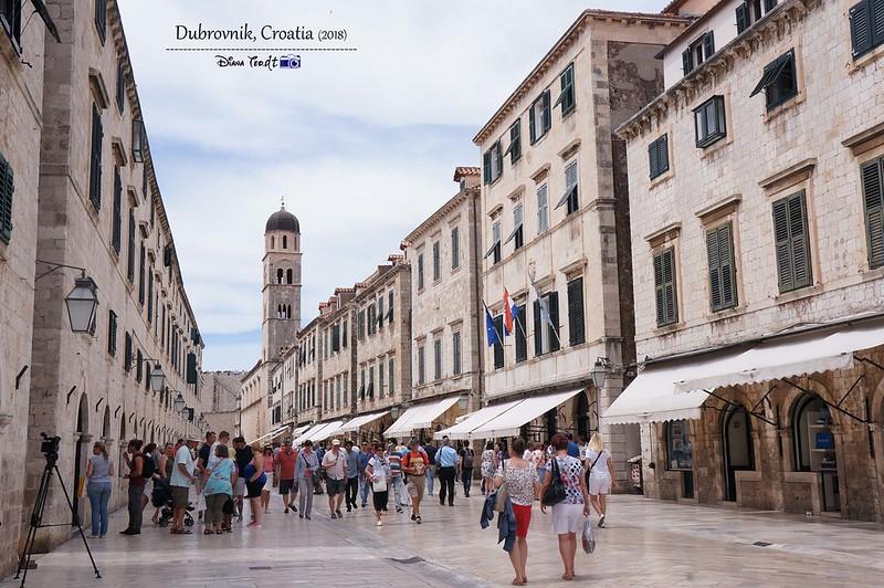 2018 Croatia Dubrovnik Old Town 01