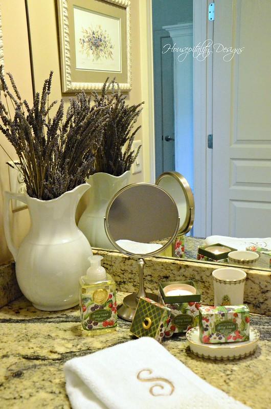 Guest Bath-Housepitality Designs