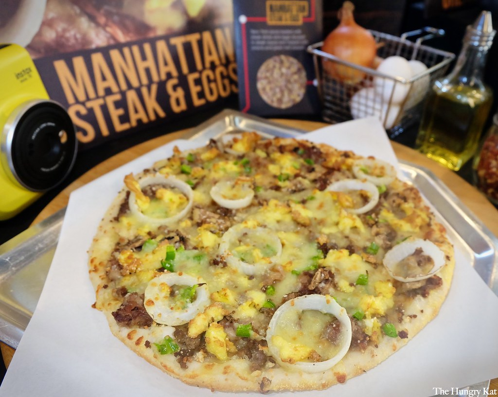 Yellow Cab Pizza Is Co Ng Up A New York State Of Mind With Its Five New Legendary Pizza Flavors Inspired By The Boroughs Of New York City