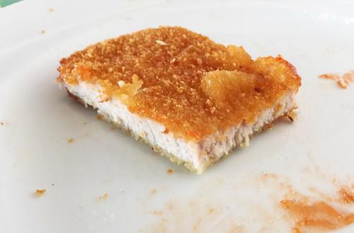 Pork Escalope - Lateral Cut / Schweineschnitzel - Querschnitt