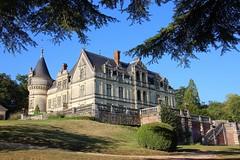 Château de la Bourdaisière. - Photo of Villecelin