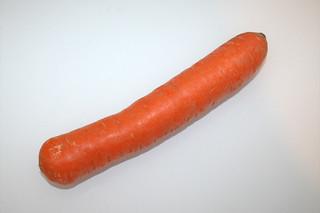 04 - Zutat Möhre / Ingredient carrot
