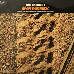 JOE FARRELL:UPON THIS ROCK(JACKET B)