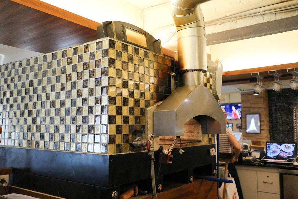 義大利米蘭手工窯烤披薩 台北中山店 Milano Pizzeria Taipei (13)