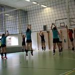 Impressionen aus dem Trainingslager der U23 und 5. Liga in Adelboden