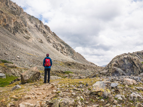 breckenridge colorado hiking montecristogulch quandarypeak