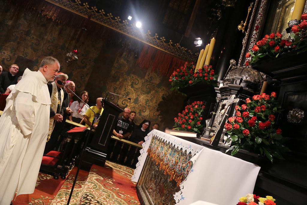Spotkanie Rady Biskupów Diecezjalnych - Rozpoczęcie