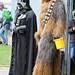 Darth Vader & Chewbacca
