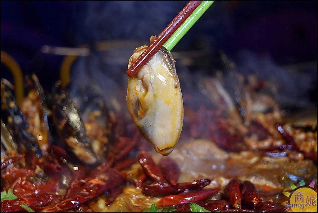 水貨螃蟹烤魚31