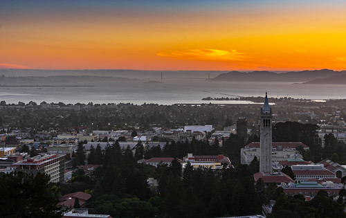 BIG.C Berkeley at dawn