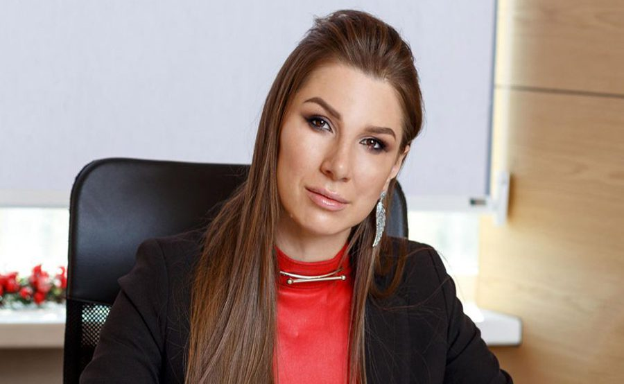 Алена Дегрик-Шевцова