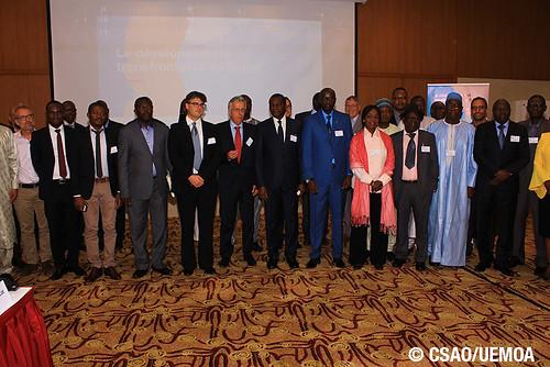 Séminaire sur le développement transfrontalier au Sahel