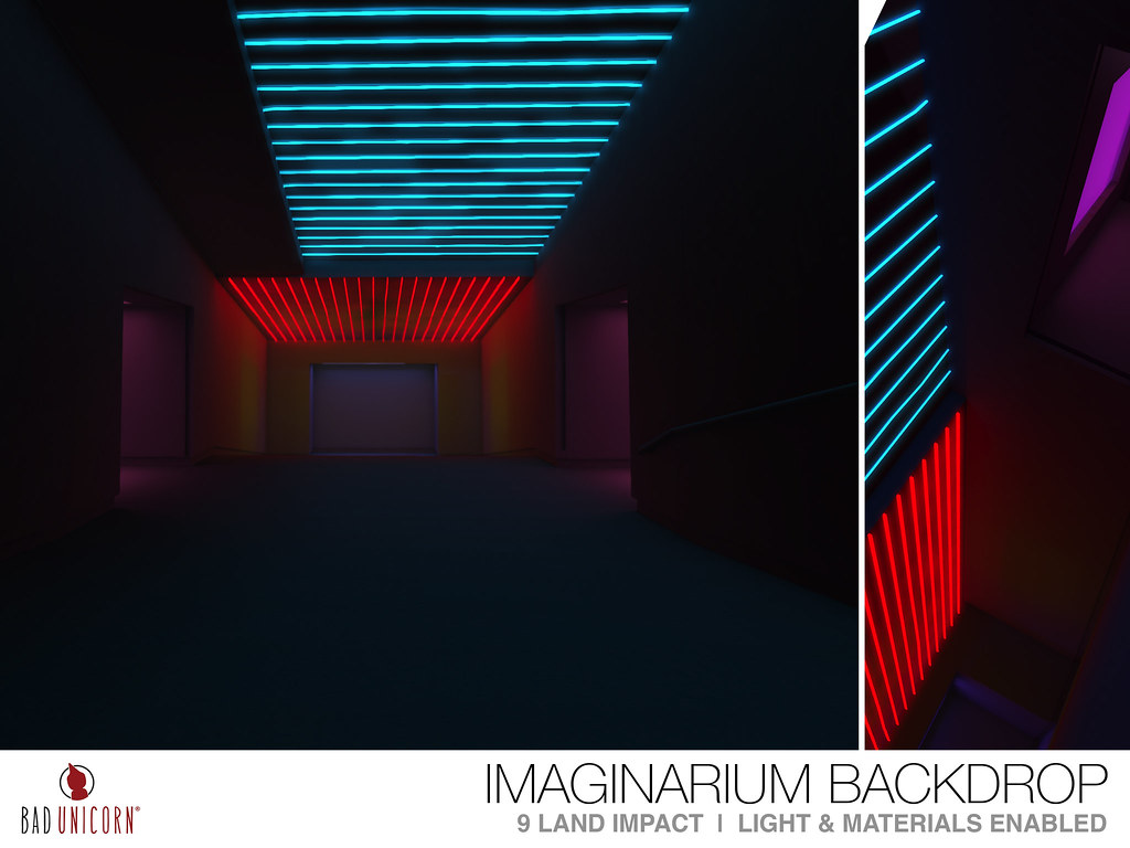 NEW! Imaginarium Backdrop @ EQUAL 10