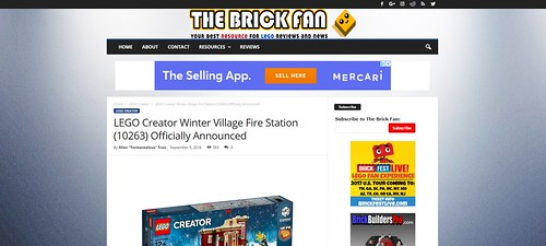 The Brick Fan Update