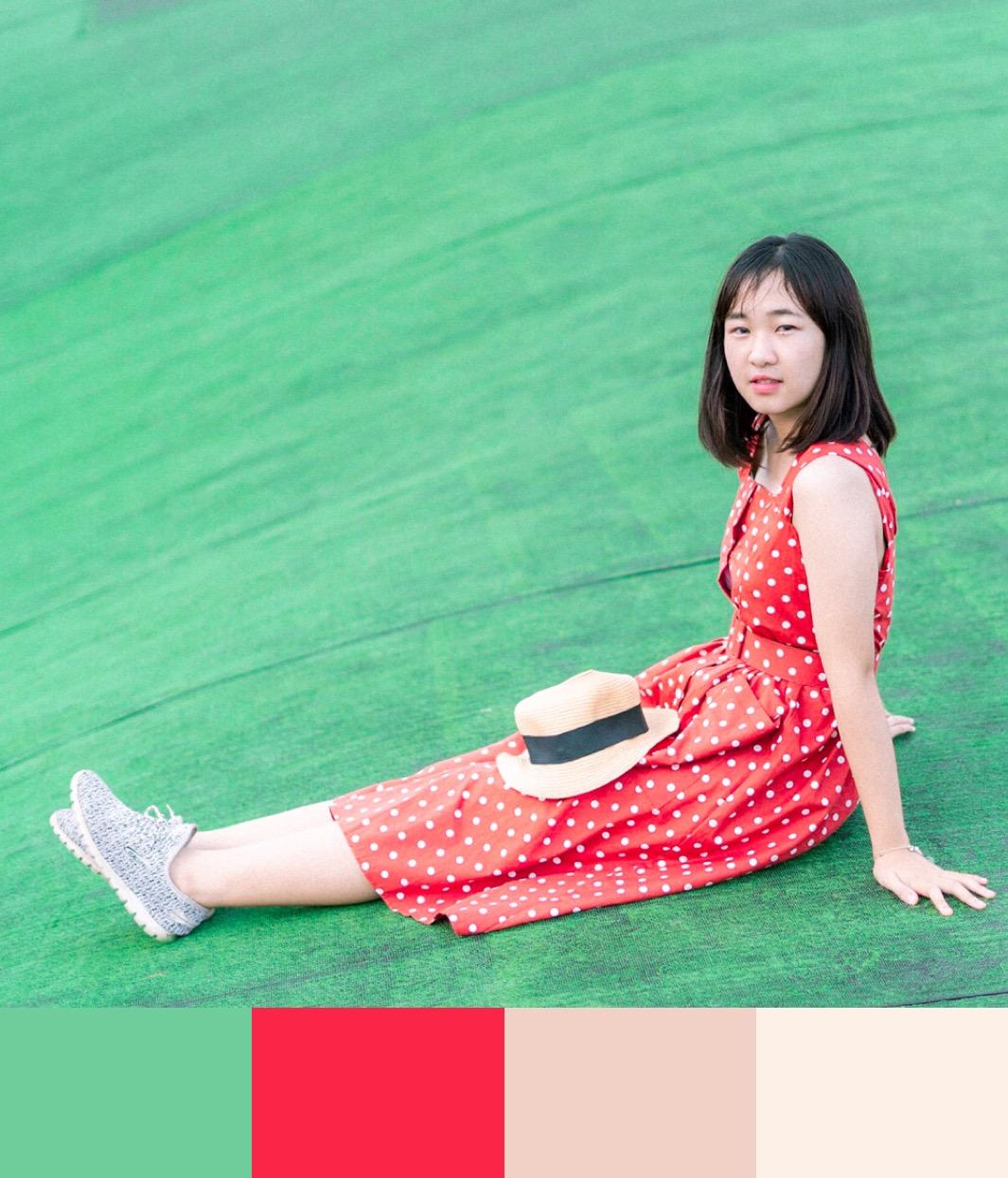 Palette cam