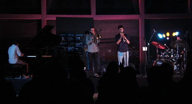 FELIX ROSSY QUINTET - JAZZ FESTIVAL 2018 - FUNDACIÓN CEREZALES, ANTONINO Y CINIA 18.8.18