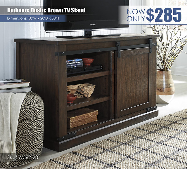 Budmore Medium TV Stand_W562-28