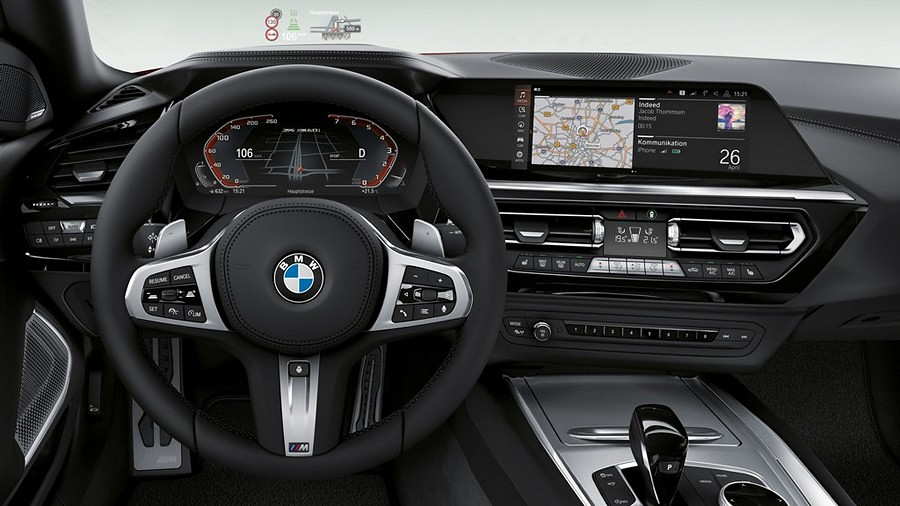 BMW Z4 roadster premiera 1