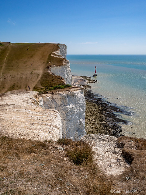 Must see destinations in England: Beachy Head, Eastbourne