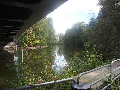 SÖ E45 Under bron