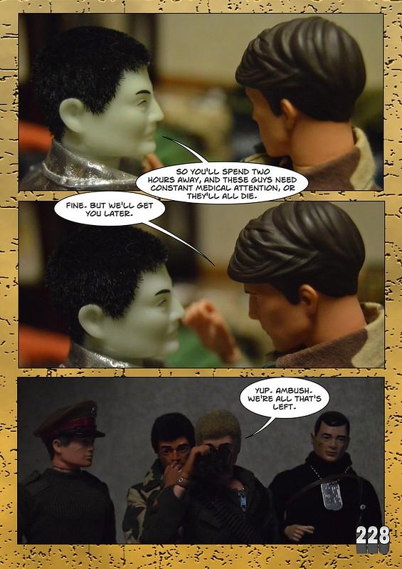 BAM2272 Presents - An Old Face Returns! Chapter Fourteen - communication Breakdown 42745448730_b9bd451d16_c