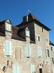 Carlucet - Belle demeure (bourg) - Photo of Séniergues