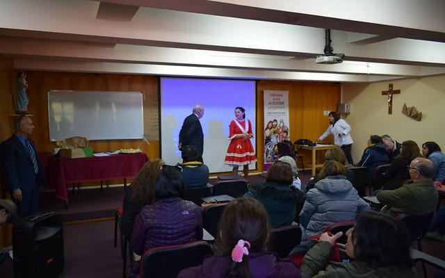 CEPAFA realiza intervención dieciochera en Consejo de Profesores