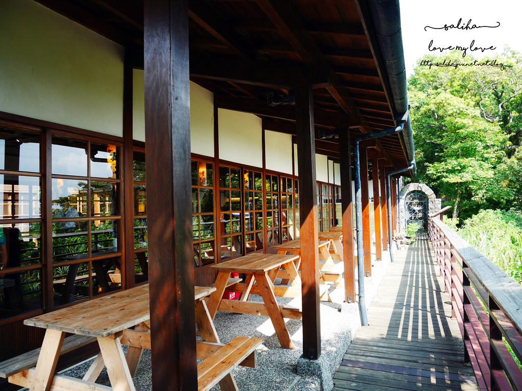 陽明山一日遊景點餐廳推薦草山行館參觀資訊 (3)