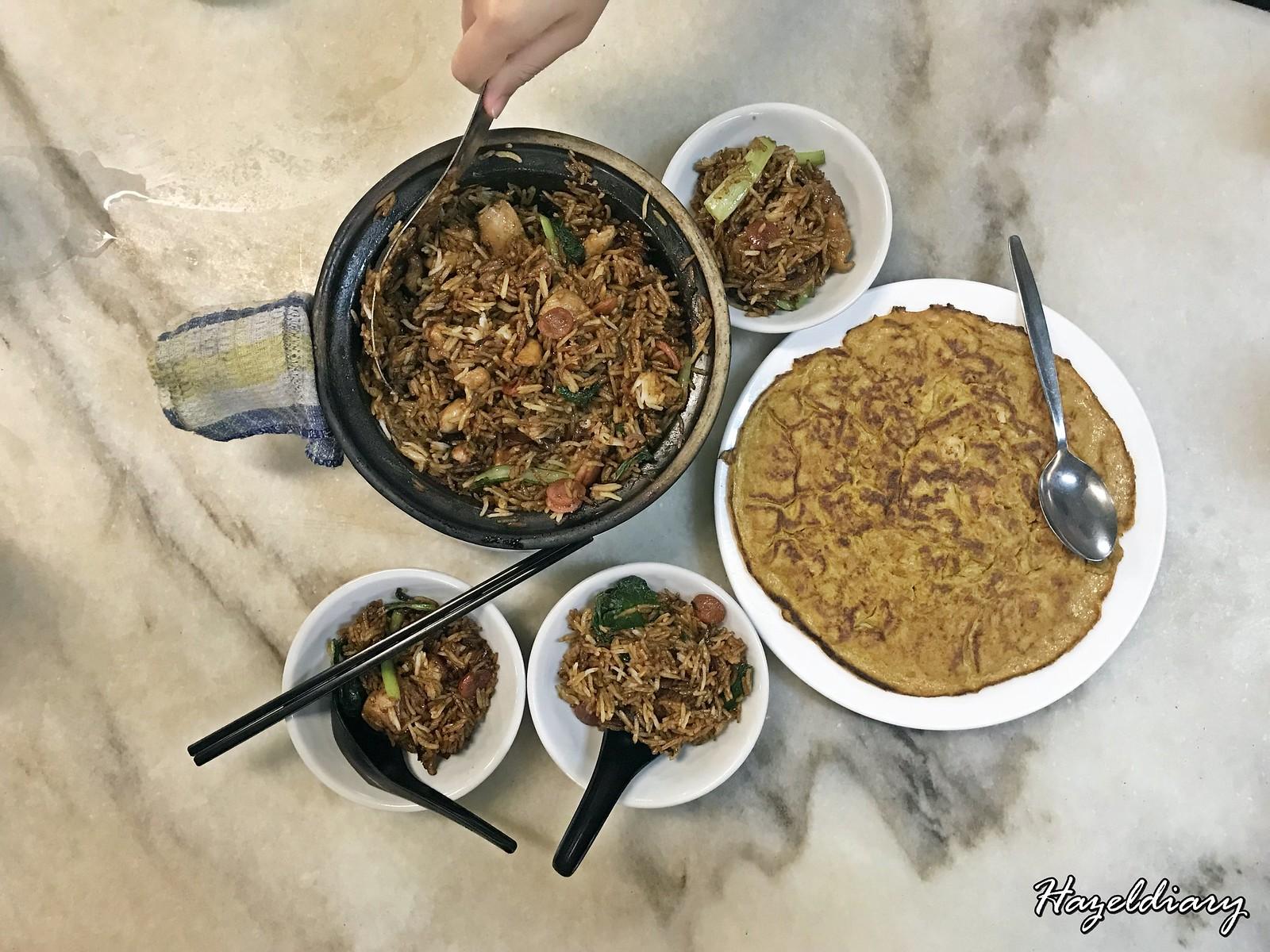 Le Chasseur-Claypot Rice-Eunos