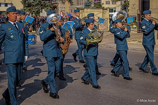 Winnipeg Veterans Parade