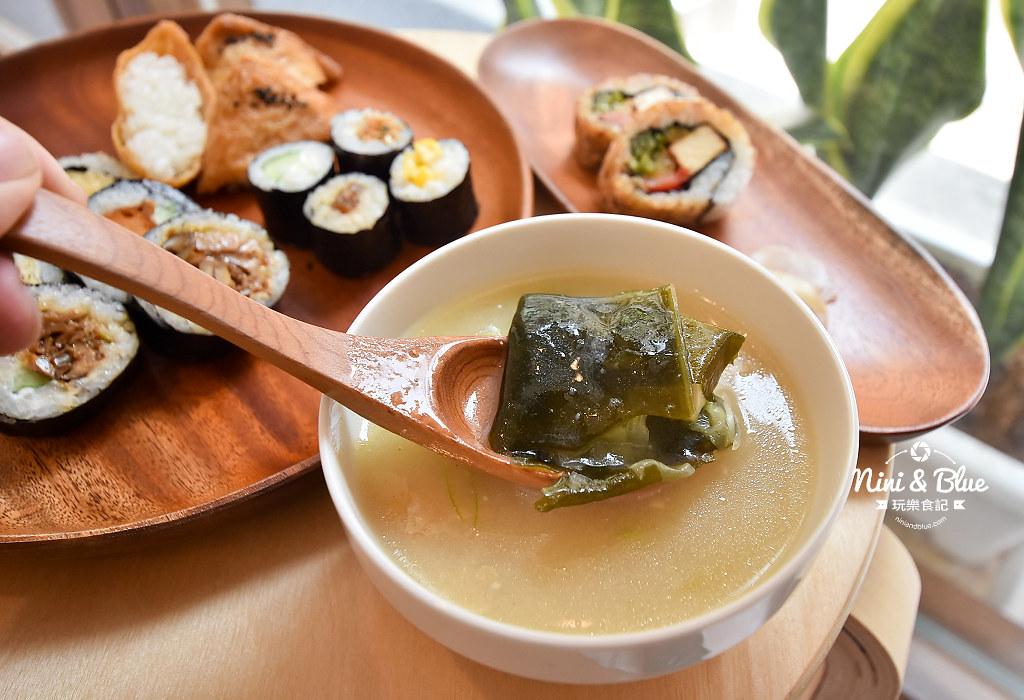 蔬壽司.台中素食13
