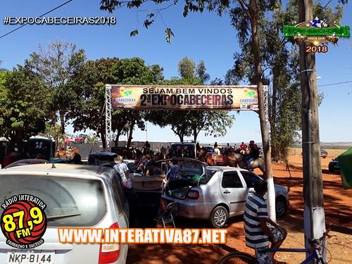 EXPOCABECEIRAS 2018 - CAVALGADA