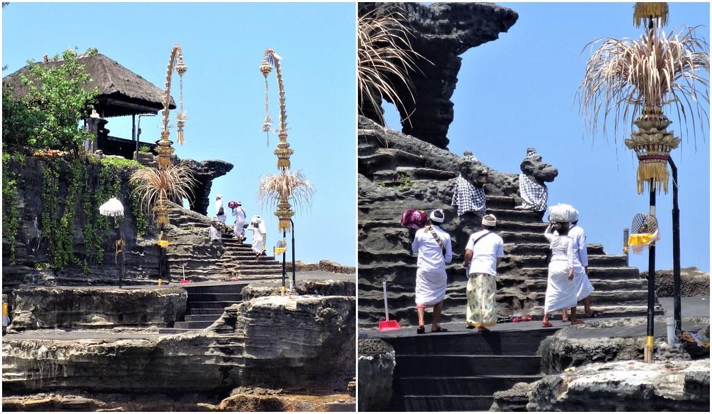 Tanah Lot z bliska Bali