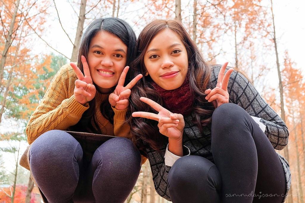 bestfriends_autumn_seoul