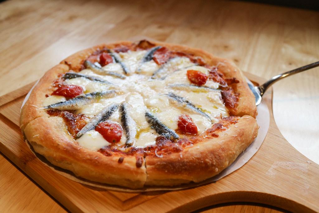 義大利米蘭手工窯烤披薩 台北中山店 Milano Pizzeria Taipei (70)
