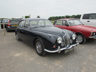 Jaguar 240 MWN444F | by Andrew 2.8i