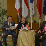 MIKTA 2018 - COURTESY CALL (INDONESIA & REPUBLIC OF KOREA)